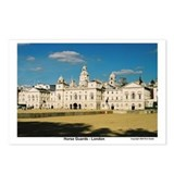 Horse Guards - Postcards (Package of 8)
