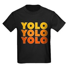 You Only Live Once Yolo Sunset T-Shirt