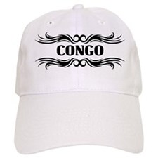 Tribal Congo Baseball Cap