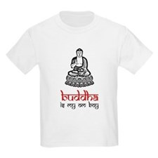 My Om Boy Kids T-Shirt