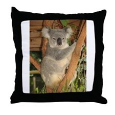 Cute Wildlife photos Throw Pillow