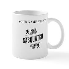 Custom North American Sasquatch Research Team Mugs