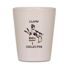 Clamp Collector Shot Glass