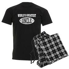 World's greatest uncle Pajamas