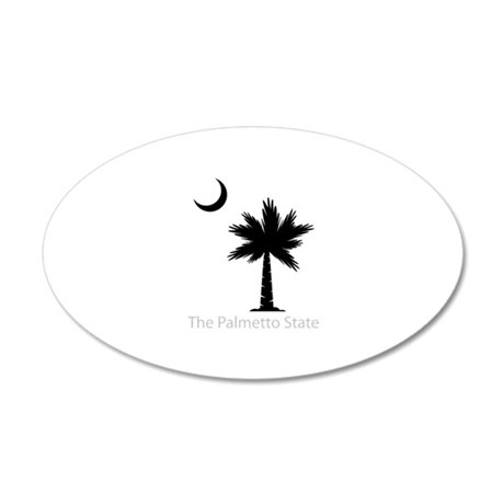 Palmetto State Wall Decal