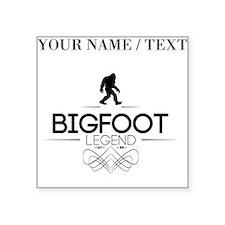Custom Bigfoot Legend Sticker