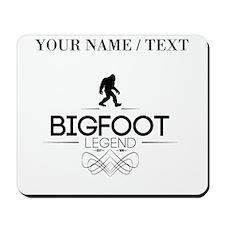 Custom Bigfoot Legend Mousepad