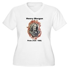 Henry Morgan Pirate T-Shirt
