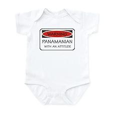 Attitude Panamanian Infant Bodysuit
