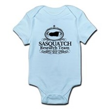 Sasquatch Research Team Body Suit
