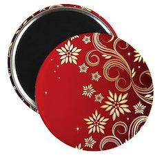 Red Design Magnet