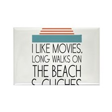 I like movies, long walks on the beach & cliches M