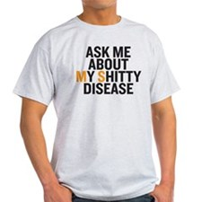 Unique Charity humor T-Shirt
