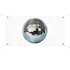 Spazzoid Disco Ball Banner