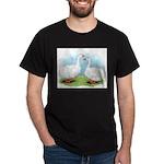 Sebastopol Goose Pair Dark T-Shirt