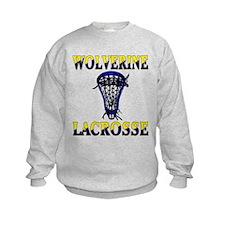 Lacrosse Wolverine Sweatshirt