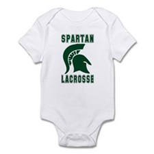 Lacrosse Spartan Infant Bodysuit