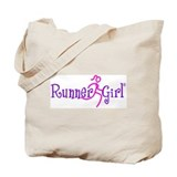 RunnerGirl Tote Bag
