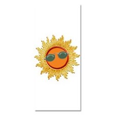 Radiant Sun with Sunglasses Invitations