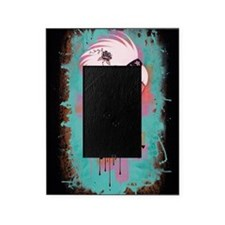 Efflorescence Note pad Picture Frame