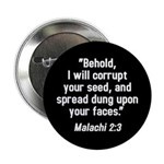 Malachi 2:3 Button