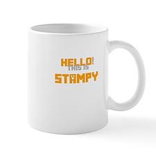 Hello! This is Stampy Mug