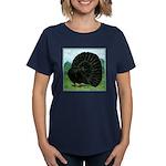 Fantail Black Pigeon T-Shirt