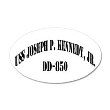 USS JOSEPH P. KENNEDY, JR. Wall Decal
