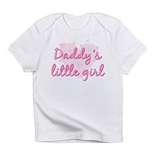 Unique Daddys little girl Infant T-Shirt