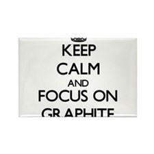 Keep Calm and focus on Graphite Magnets
