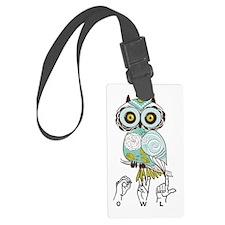OWL, ASL Luggage Tag