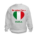 Paola, Valentine's Day Jumpers