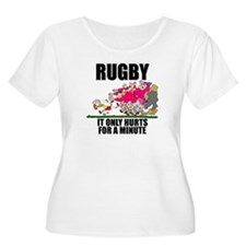 Rugby Hurts T-Shirt