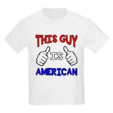 This guy is American T-Shirt