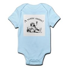 toast-french.png Infant Bodysuit