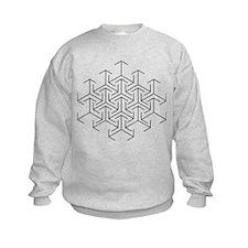 Cute Geometric Sweatshirt