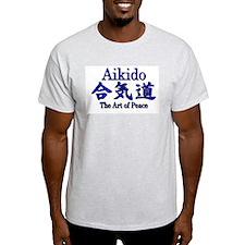 Aikido :: The Art of Peace T-Shirt