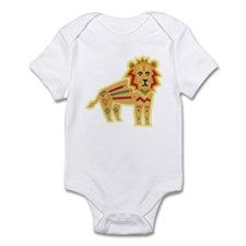 Colorful Ethnic Lion Onesie