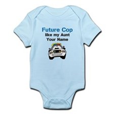 Future Cop Like My Aunt (Custom) Body Suit