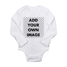 Custom Add Image Baby Outfits