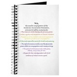 Rainbow Principles Journal
