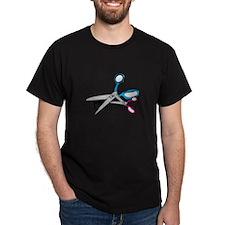 Comb & Scissors T-Shirt