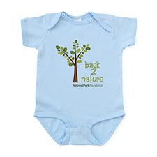 Back 2 Nature Infant Body Suit