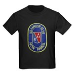 USS KAWISHIWI Kids Dark T-Shirt