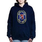 USS KAWISHIWI Women's Hooded Sweatshirt