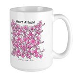 Heart Attack Mug (Large)
