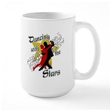 Dancing With The Stars Large Mug