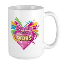 Dancing with the Stars Large Mug