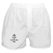 Keep on and carry on Boxer Shorts