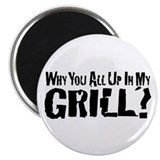 Grill/Fridge Magnet